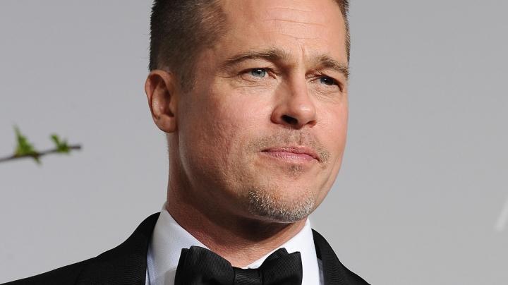 Celebrul actor Brad Pitt l-a ironizat pe preşedintele Donald Trump (VIDEO)