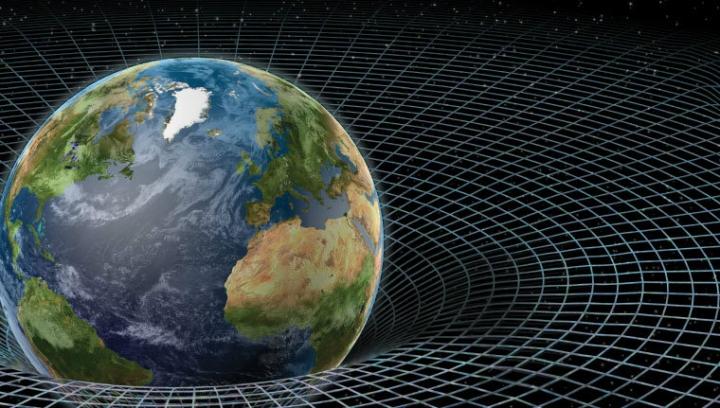 Cum ar arăta Pământul dacă gravitația ar fi vizibilă (HĂRŢI)