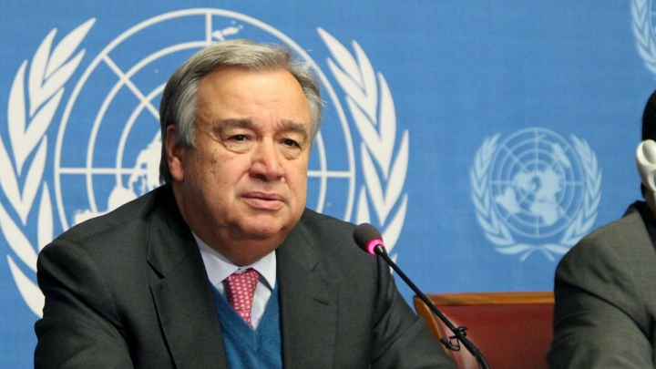 Secretarul general al ONU cere aplicarea imediată a armistiţiului privind Siria