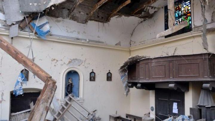 IMAGINI DEVASTATOARE! Cum arată centrul Italiei după cutremur (FOTO)