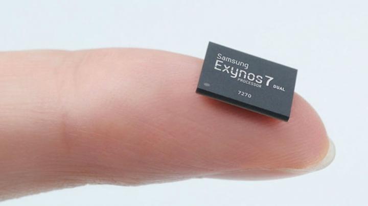 Noul procesor Exynos va micșora considerabil dispozitivele purtabile
