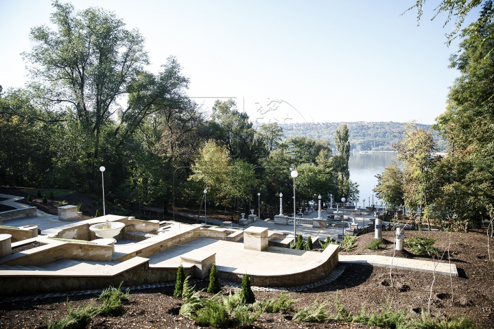 AVANPREMIERĂ la Valea Morilor! Cum arată Scara Cascadelor în ajun de inaugurare  (FOTOREPORT)