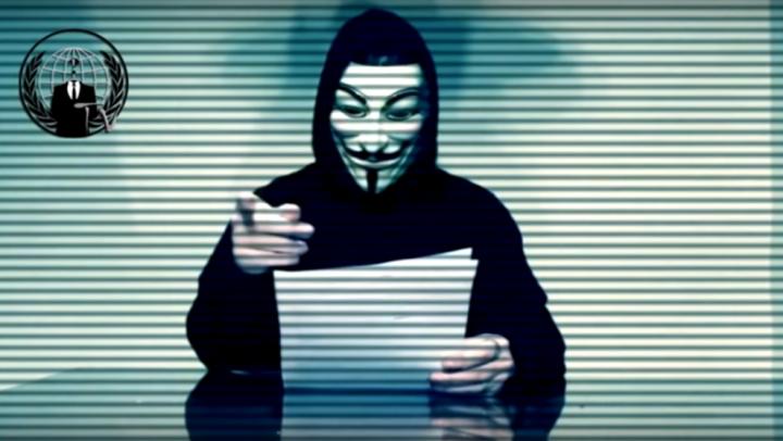 Hackerii Anonymous au blocat conturile de e-mail ale guvernului Ecuadorian