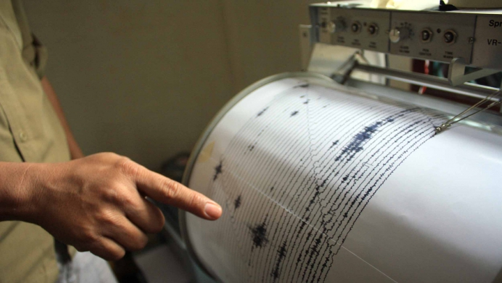 CUTREMUR în România! Câte grade pe scara Richter a avut seismul