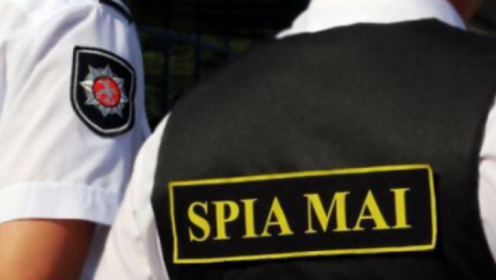 Un fost angajat al Departamentului Trupelor de Carabinieri al MAI, REŢINUT pentru escrocherie (VIDEO)