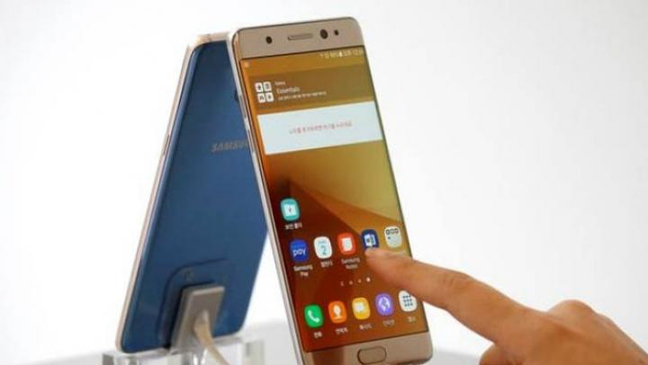 Samsung pierde miliarde de dolari din cauza Note 7