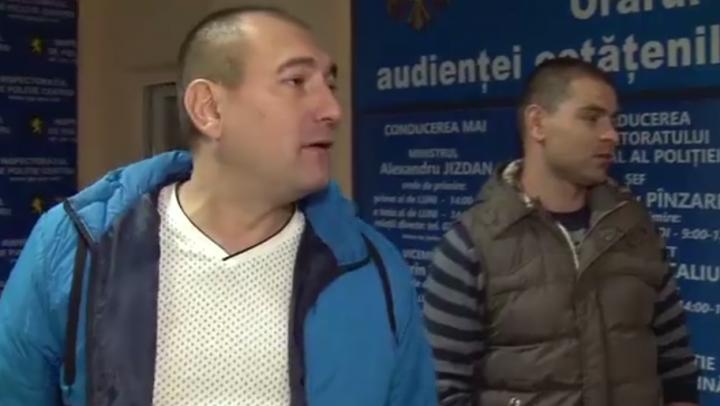 Bătuţi şi nu prea! MOTIVUL INCREDIBIL pentru care doi bărbaţi au ajuns la poliţie (VIDEO)