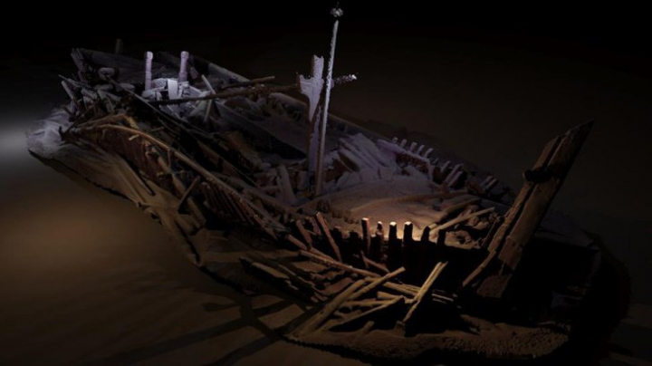 Descoperire fascinantă pe fundul Mării Negre. Arheologii au rămas fără cuvinte (FOTO)