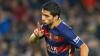 Luis Suarez marchează goluri spectaculoase chiar şi când joacă portar