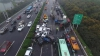 Accident în lanţ în nordul Chinei: 37 vehicule implicate, patru morţi şi peste 40 de răniţi