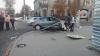 GRAV ACCIDENT în Capitală! Două maşini, făcute ZOB (FOTO)