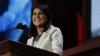 Donald Trump a nominalizat-o pe Nikki Haley pentru funcţia de ambasador al Statelor Unite la ONU