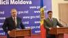 Dezghețarea relațiilor economice dintre Moldova și Rusia, discutată de Calmîc și Rogozin la Moscova