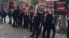 PROTEST la PG şi Ministerul Justiţiei! Oamenii o vor pe Ana Ursachi după gratii