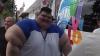Șansă la o viață normală. Un bărbat de 500 de kilograme a ieșit afară pentru prima dată în ultimii șase ani