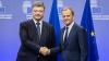 """Liderii europeni, MULȚUMIȚI de Ucraina: """"Ea este pregătită pentru un regim liberalizat de vize în UE"""""""
