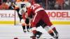 Au lăsat crosele şi s-au luat la pumni. Bătaie zdravănă în timpul unui meci din NHL (VIDEO)