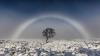 IMPRESIONANT! Fenomen meteo FOARTE RAR, surprins pe cerul Scoției (FOTO)