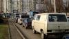 CAZ ŞOCANT! O femeie a născut în mașină, din cauza traficului infernal din București