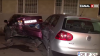 """""""Tu eşti talcovîi!"""" Un şofer beat a avariat mai multe maşini şi a fugit de la faţa locului (VIDEO)"""