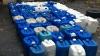 CAPTURĂ IMPRESIONANTĂ! Poliția a confiscat alcool în valoare de 300 mii lei (VIDEO)