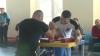 PREMIERĂ. Deţinuţi de la opt penitenciare din ţară au participat la un campionat de armwrestling