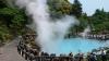 Oraşul din Japonia fierbe la propriu. Temperatura apei din lacuri ajunge la 99,5 grade Celsius