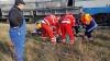 Două trenuri S-AU CIOCNIT în România. Cel puţin un om a murit (VIDEO/FOTO)