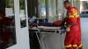 ALERTĂ la Bălţi. O femeie, lovită o maşină. La faţa locului a intervenit un echipaj SMURD (VIDEO)