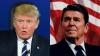 ANALIZĂ: Va călca Trump pe urmele idolului său politic, Ronald Reagan?