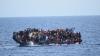 TRAGIC! O barcă s-a răsturnat în Marea Mediterană: patru morți, peste 100 de dispăruți