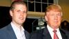 SCANDAL în ziua alegerilor din SUA: Fiul lui Trump a comis o încălcare grosolană în cabina de vot (FOTO)