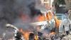 MĂCEL la Mogadishu. Zeci de morţi, după ce o mașină capcană A EXPLODAT