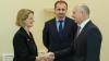 Relaţiile moldo-britanice şi aprofundarea dialogului bilateral, discutate de Pavel Filip şi Lucy Joyce