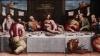 """Pictura """"Ultima Cină"""" de Giorgio Vasari, restaurată și expusă în Florența"""