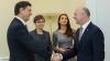 Pavel Filip s-a întâlnit cu viceprim-ministrul României. Despre ce au discutat cei doi oficiali