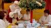 Prima APARIŢIE publică a lui Moş Crăciun. Mult așteptatul bătrânel a ajuns la oficiul poştal din Himmelpfort