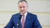 Igor Dodon: Felicit fraţii de peste Prut de Ziua României
