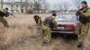 Demonstraţii de forţă pe poligonul din Zagarancea. Poliţiştii de frontieră au reţinut o grupare criminală