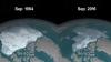 NASA publică IMAGINI DE GROAZĂ! Cât de repede dispare gheaţa de la Polul Nord