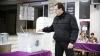 """Marian Lupu a ales: """"Am votat pentru viitorul european al Republicii Moldova"""" (FOTOREPORT)"""