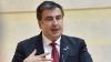 Mihail Saakaşvili şi-a dat demisia din funcţia de guvernator al regiunii Odesa (VIDEO)