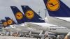 Sute de zboruri ale companiei Lufthansa, ANULATE! Motivul