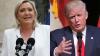 Liderul extremei dreapta din Franţa îl felicită pe Trump pentru victoria obţinută la alegeri