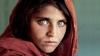 """""""Fata afgană cu ochi verzi"""", de pe coperta National Geographic din 1985, VA FI EXPULZATĂ"""