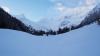 RISC SPORIT de avalanşă în Făgăraş! AVERTISMENTUL salvamontiştilor