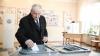 Nicolae Timofti a votat: Un preşedinte care să reuşească mai mult