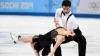 PERFORMANŢĂ INCREDIBILĂ: Virtue şi Moir au bătut recordul mondial la patinaj artistic în programul scurt