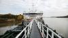 Portul Giurgiulești ar putea ajunge pe mâna rușilor. Declarația făcută de Președintele Dodon