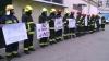 Pompierii, REVOLTAŢI: Cheianu şi Durbală şi-au bătut joc de drama familiei Nogailîc